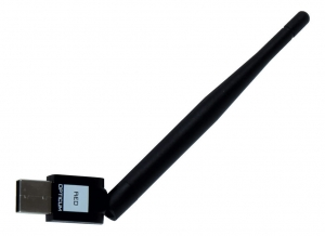 OPTICUM Wi-Fi adapter OPTICUM W5 + Antenna